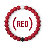 Lokai Cause Collection Bracelet, (RED), 6.5'' - Medium