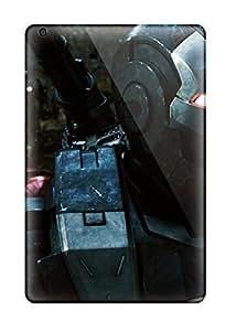 Premium Protection War Machine & Iron Man Case Cover For Ipad Mini/mini 2- Retail Packaging