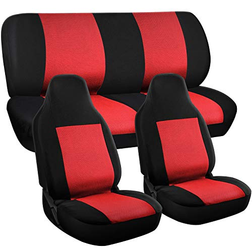 01 mitsubishi eclipse seat covers - 9