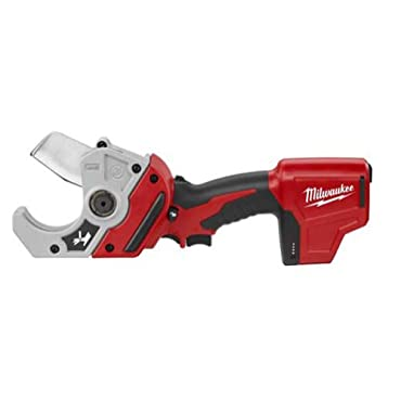 Bare-Tool Milwaukee 2470-20 M12 12-Volt Cordless PVC Shear (Tool Only, No Battery)