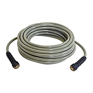 Simpson Cleaning 40226 3700 PSI Cold Water Replacement/Extension Hose for Gas and Electric Pressure Washers, 5/16-Inch by 50-Feet