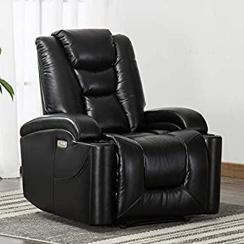 Astounding Amazon Com Canmov Electric Power Recliner Chair Breathable Pdpeps Interior Chair Design Pdpepsorg