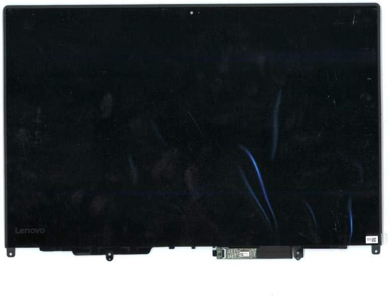 "For Lenovo New 13.3"" Yoga 370 Full HD LED LCD Screen + Bezel + Touch Digitizer Assembly 1920X1080"