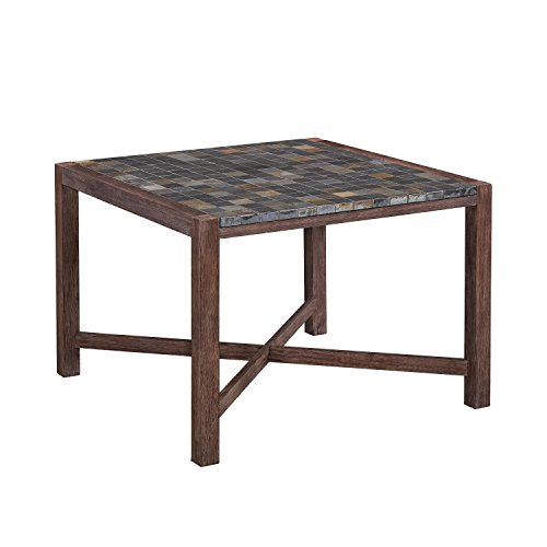 Morocco Indoor & Outdoor Square Dining Table by Home Styles
