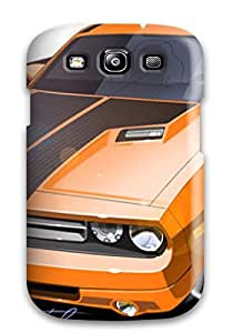 Tpu Muscle Cars Case Cover Protector For Galaxy S3 Attractive Case