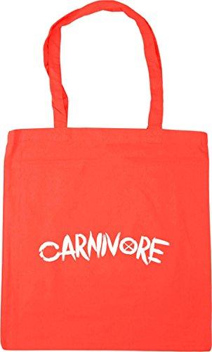 x38cm Bag Tote Coral 42cm litres HippoWarehouse Beach Gym Shopping 10 Carnivore AwqpRCxP7