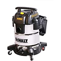 DEWALT 10 Gallon Stainless Steel Wet/Dry Vac