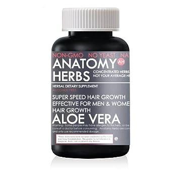 Amazon.com: Aloe Vera Fuller Hair Growth Capsules: Health & Personal ...