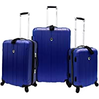 Traveler's Choice Cambridge 3-Pc. Spinner Luggage