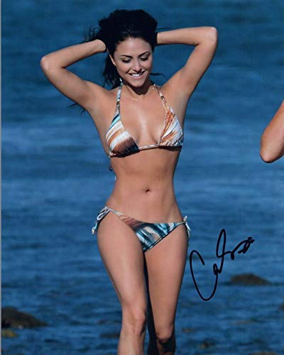 Cassie Scerbo Signed Autograph 8x10 Photo Hot Sexy SHARKNADO Actress COA