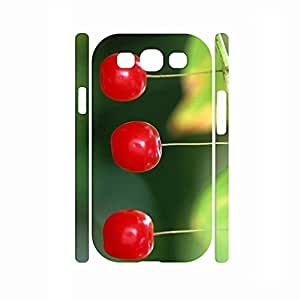 Exquisite Kawaii Vegetable Pattern Hard Drop Proof Case Cover for Samsung Galaxy S3 I9300 Case