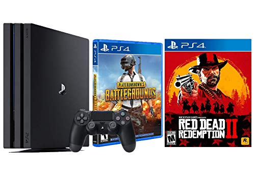 Buy PlayStation 4 PUBG RDR2 Bonus Bundle: PLAYERUNKNOWN'S