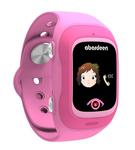 hawkeye Child SmartWatch Phone (Pink) with SIM & Phone Plan Included