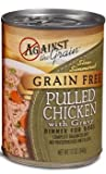 Evangers Against the Grain Pulled Chicken Dog Food, My Pet Supplies