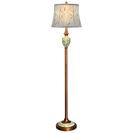 NNIU- Lámpara de pie, lámpara de mesa vertical, salón, dormitorio ...