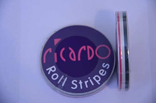 3mm Red 10 Metres Coach Line Coachline Pin Stripe Pinstripes Go Faster Tape