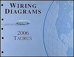 2006 2007 ford taurus wiring diagrams manual original 2007 taurus wiring diagram 2007 taurus wiring diagram #11