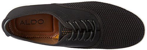 ALDO Herren Lizzi Sneaker Schwarz (Black Leather 97)