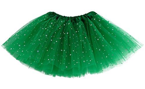 MIOIM Vestido de Fiesta de la Princesa Tutu Falda Lentejuela ...