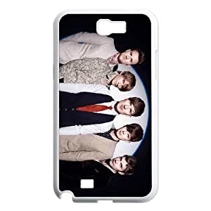 Samsung Galaxy N2 7100 Cell Phone Case Covers White The Feeling Phone cover W9322214