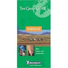 Michelin the Green Guide Andalucia (Michelin Green Guide: Andalucia) (2004-04-04)