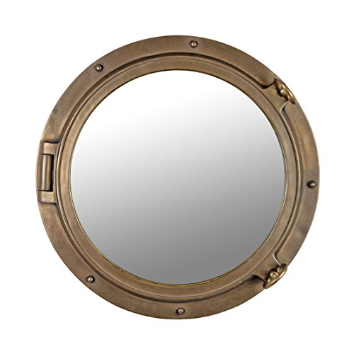41u-XY4qvHL Best Porthole Mirrors For Nautical Homes