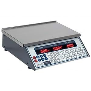 Detecto PC-10 6 LB Digital Price Computing Scale - Legal for Trade