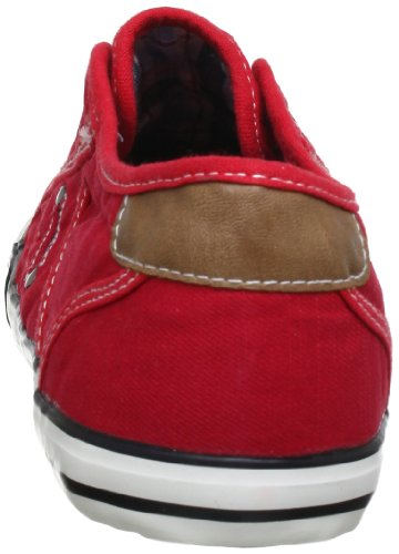 Slipper Uomo rot Sneaker Mustang 5 Rosso EnBYdw4x