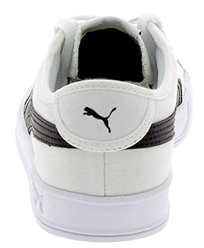 Unisex Smash Basse Pelle Vulc V2 Sl Blanco Bianco Puma Sneaker C8xqYdWw