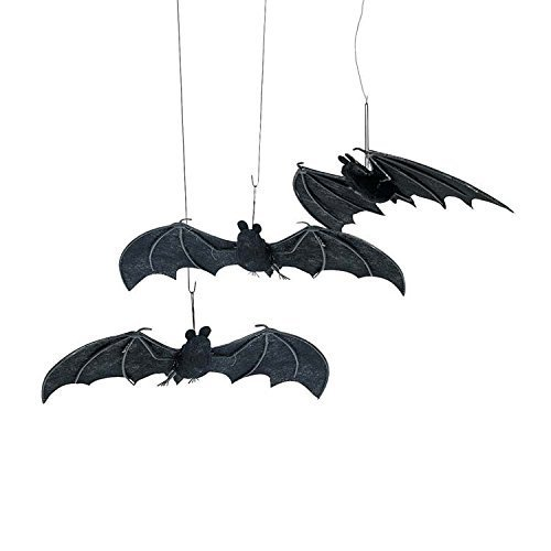 Fun Express Halloween Hanging Bats