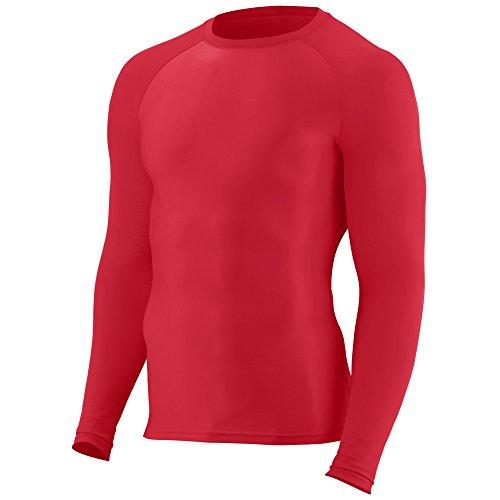 Augusta Sportswear Boys' Hyperform Compression Long Sleev...