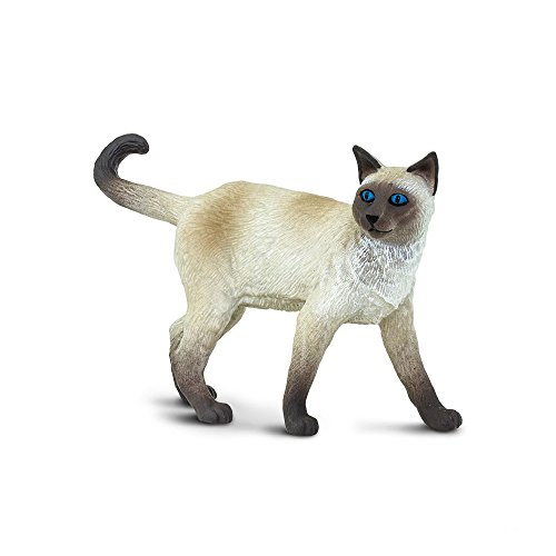 Safari Ltd. Best in Show - Siamese- Phthalate, Lead and BPA Free - For Ages 3+