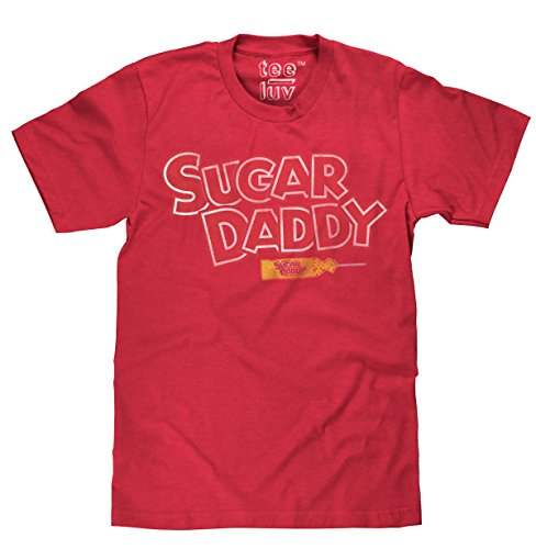 Tee Luv Sugar Daddy Licensed T-Shirt-x-large