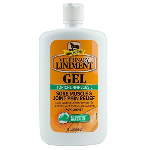 Absorbine Veterinary Liniment Gel, 12-Ounce by ()