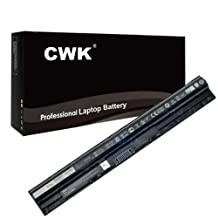 CWK Long Life Replacement Laptop Notebook Battery for Dell Inspiron M5Y1K 1KFH3 17-5758 17-5755 M5Y1K VN3N0 WKRJ2 17-5758 5455 5459 5559 PN: VN3N0 M5Y1K 3451 3452 3458 5451 5458