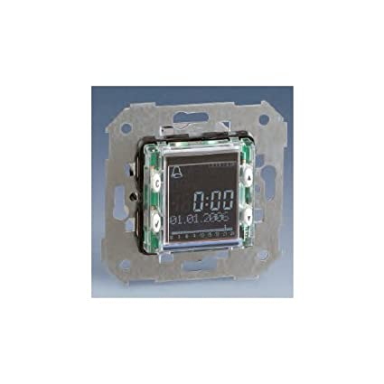 Simon 75815-39 - Reloj Despertador Digital Con Display