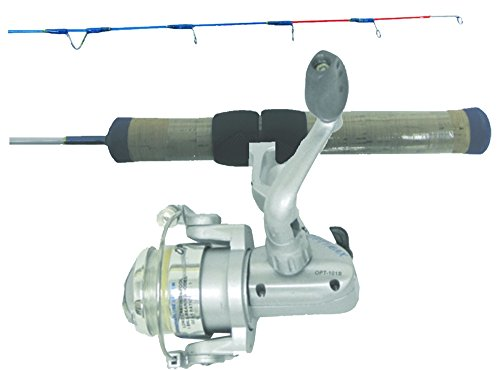 H.T. Enterprises IBP-32ULSC Ice Blue Spinning Combo