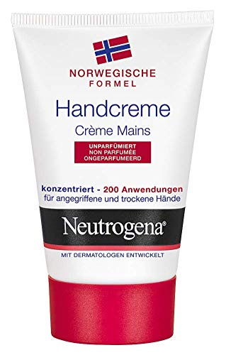 Neutrogena Norwegian Formula Hand Cream Unscented (50ml)