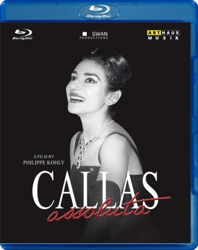 Maria Callas - Assoluta (Blu-ray)
