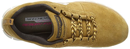 Skechers Flex AppealCasual Way - zapatilla deportiva de piel mujer WTN