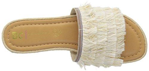 doré Ferris naturel Footwear Wheel BC pour Big femmes de plates de Sandales qBwPHS6