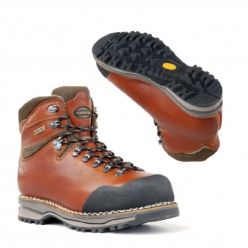 Zamberlan Mens 1025 Tofane Nw Gore-Tex RR Leather Boots Brick