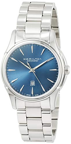 (Hamilton Blue Dial Stainless Steel Ladies Watch H32315141)