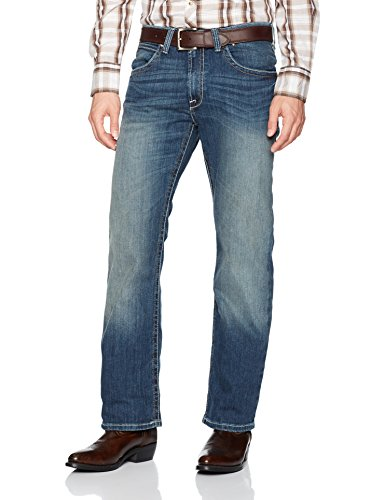 Low Rise Stretch Blue Jeans - 6