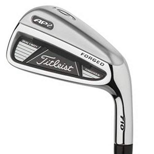 - Titleist 710 AP2 Iron Set  True Temper Dynamic Gold Steel Stiff Right Handed 37.5in