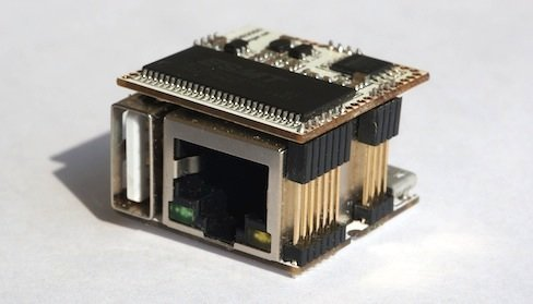 VoCore v1 0 - OpenWRT Linux SBC with WiFi and Docking Board