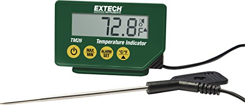 - Extech TM26 Waterproof Food Thermometer
