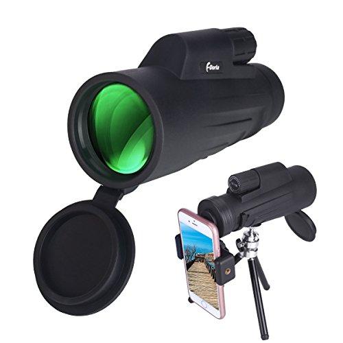 monocular telescope dual focus waterproof