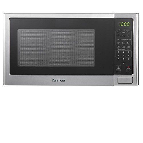 Kenmore 1.6 cu. ft. Microwave Oven - Stainless Steel 76983