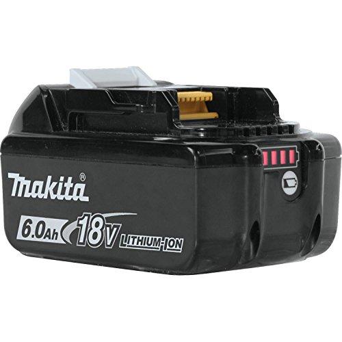 makita bl1860b 2 18v lxt lithium ion 6 0 ah battery 2. Black Bedroom Furniture Sets. Home Design Ideas
